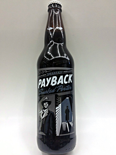 SpeakEasy Payback Smoked Porter