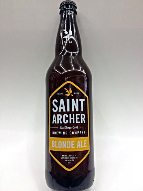 Saint Archer Blonde Ale