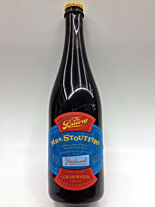 Collaboration The Bruery / Beachwood BBQ Mrs. Stoutfire