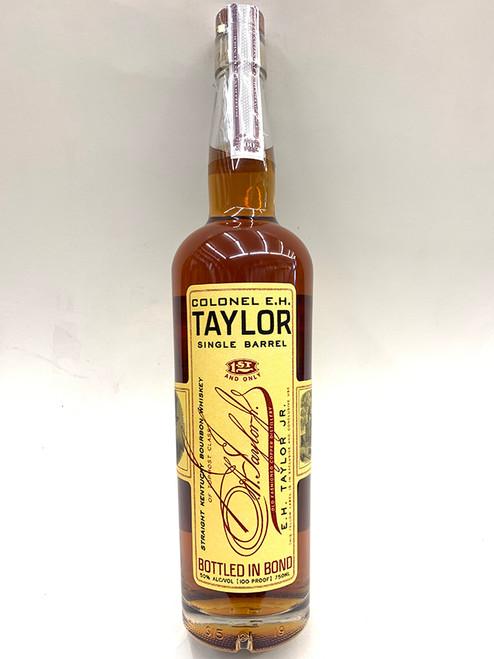 Sazerac Colonel E.H. Taylor Single Barrel