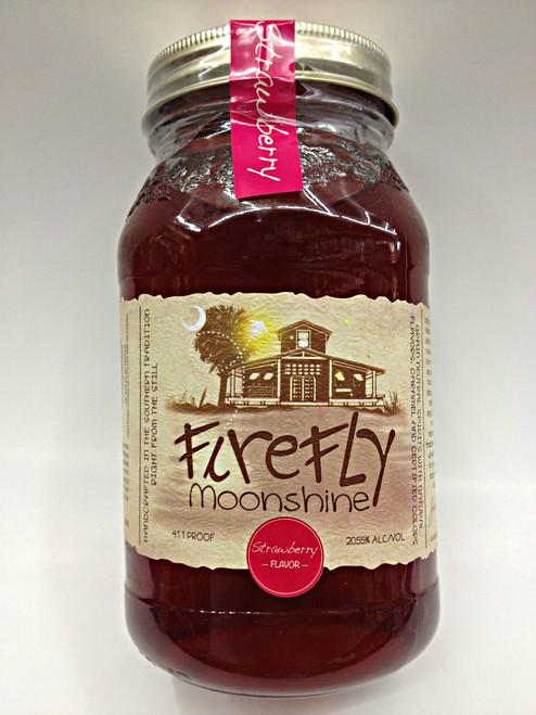 FireFly Strawberry Moonshine