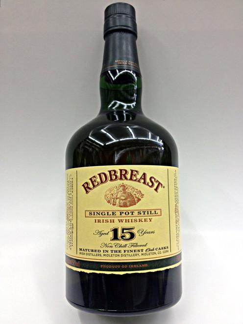 Redbreast Single Pot Still 15 Year Old
