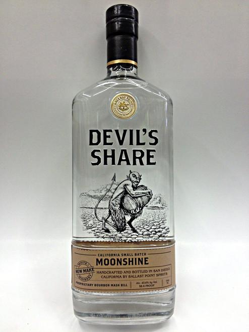 Ballast Point Devil's Share Moonshine