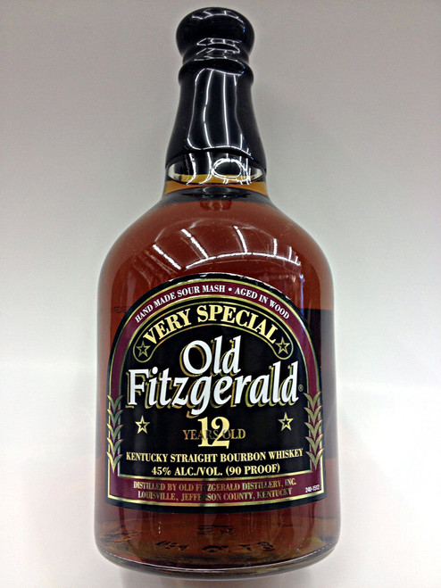 Old Fitzgerald 12 Year Old Kentucky straight Bourbon Whiskey