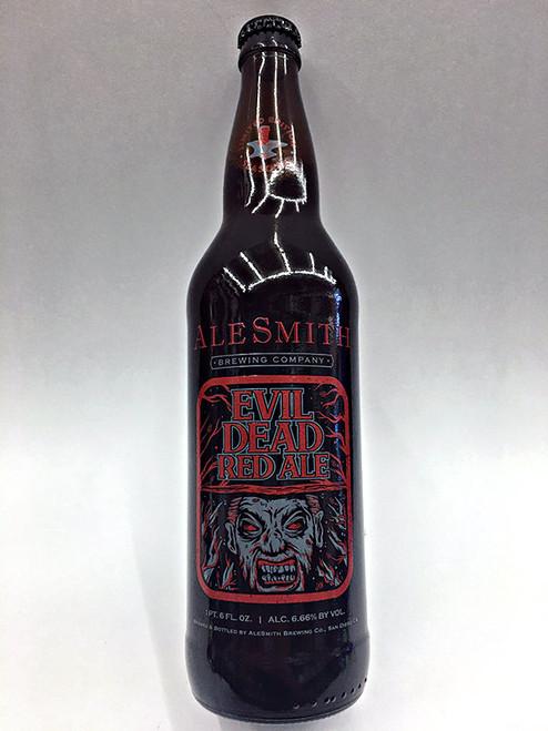 AleSmith Evil Dead Red Craft Beer