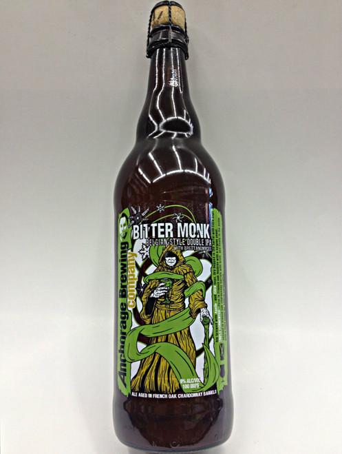 Anchorage Bitter Monk Craft Beer