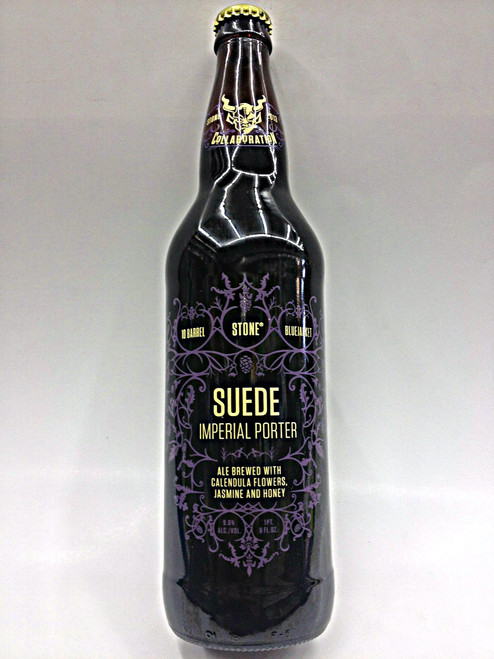 Stone Suede Imperial Porter Collaboration
