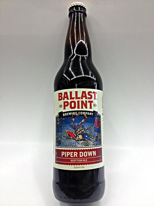 Ballast Point Piper Down Scottish Ale