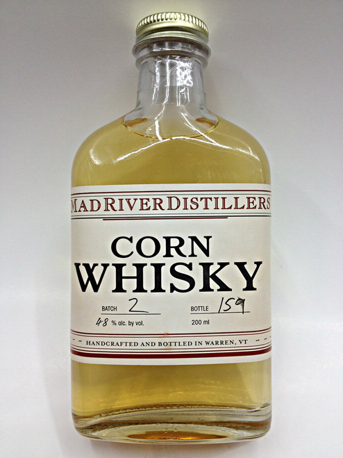 Mad River Corn Whisky