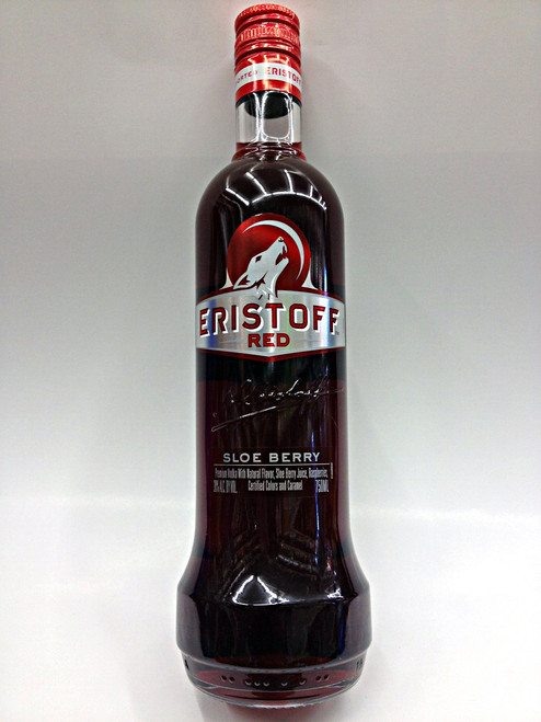 Eristoff Red Sloe Berry