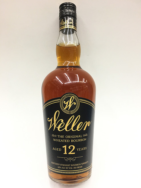 WL Weller 12 Year Old Bourbon