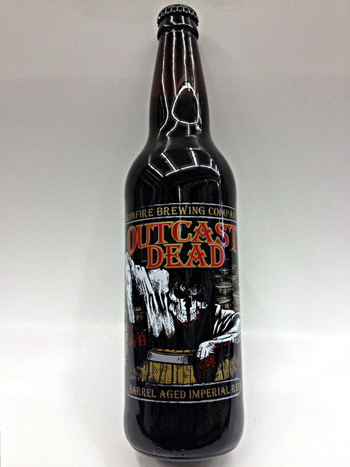 IronFire Outcast Dead Craft Beer