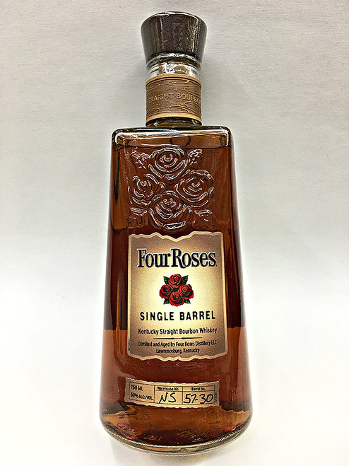 Four Roses Single Barrel Kentucky Straight Bourbon Whiskey