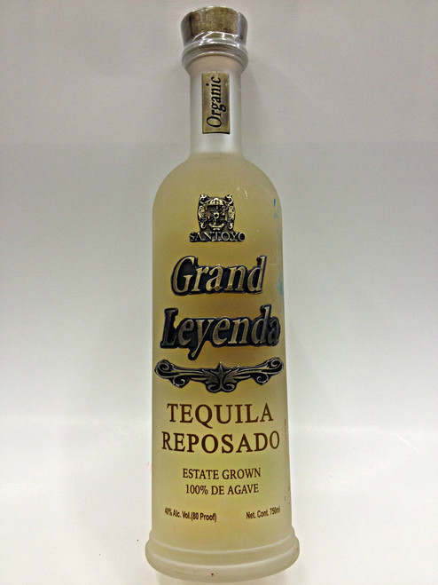 Grand Leyenda Reposado Tequila