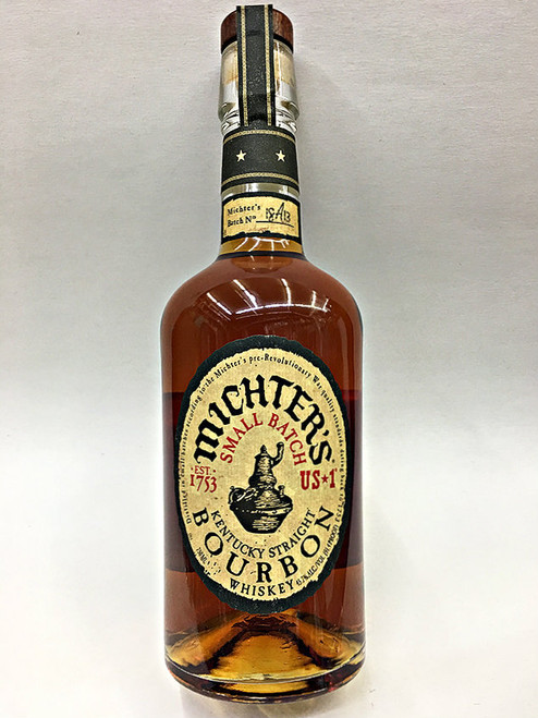 "Michter's ""US*1"" Small Batch Bourbon Whiskey"