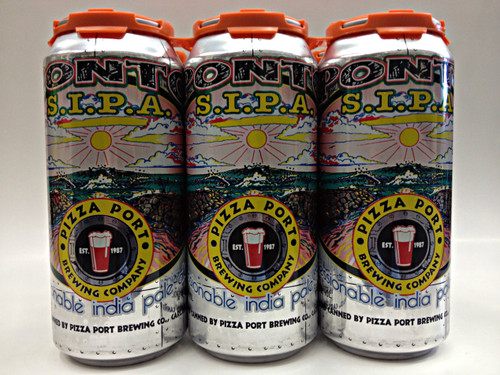 Pizza Port Ponto Sessionable IPA Can