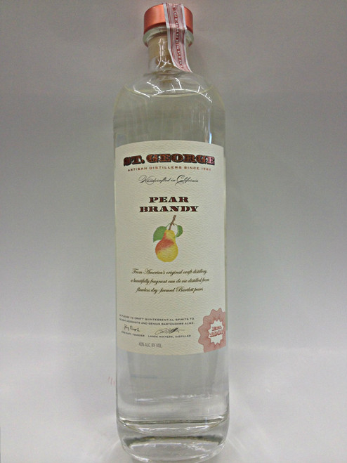 St George Brandy Pear