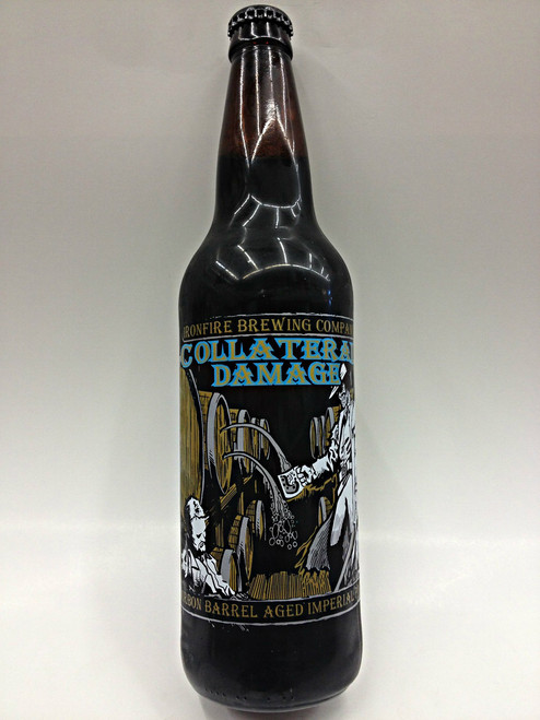 IronFire Collateral Damage Vicious - Ales For Outlaws