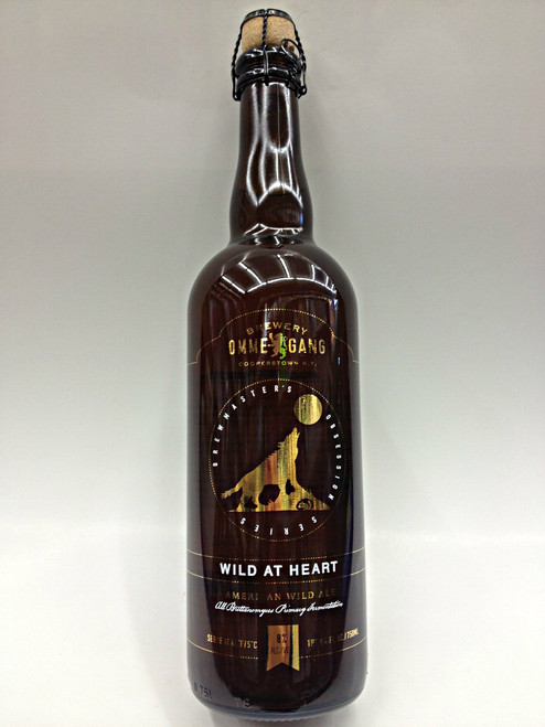 Ommegang Wild At Heart Craft Beer