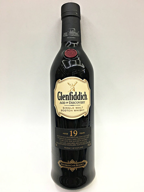 Glenfiddich Age of Discovery 19 Year