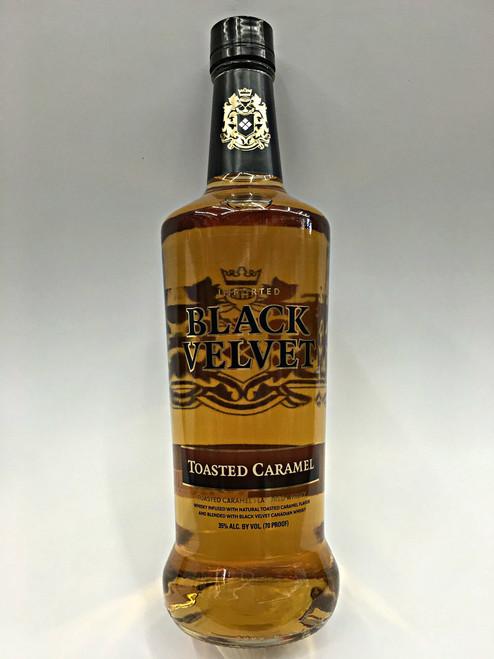 Black Velvet Toasted Caramel Whisky