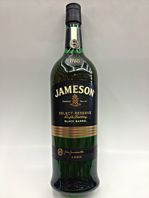 Jameson Irish Black Barrel Select Reserve