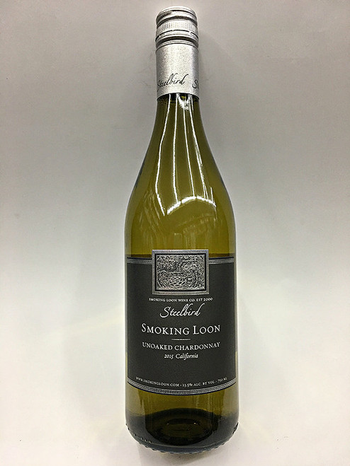 Smoking Loon Steelbird UnOaked Chardonnay