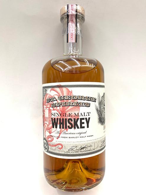 St. George Single Malt American Whiskey