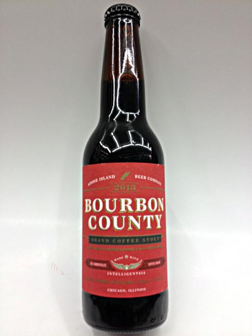 Goose Island Bourbon County Stout Coffee