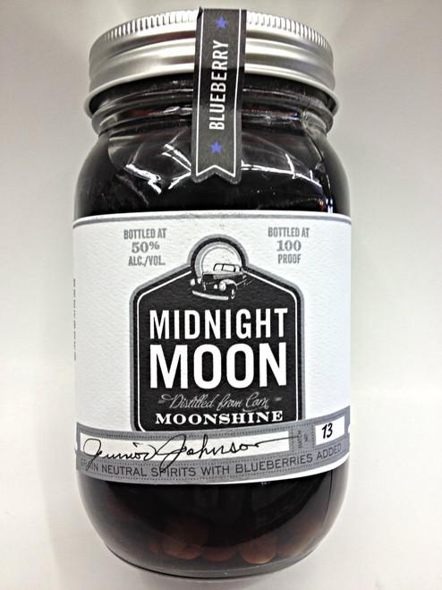 Midnight Moon Blueberry Moonshine 375ml
