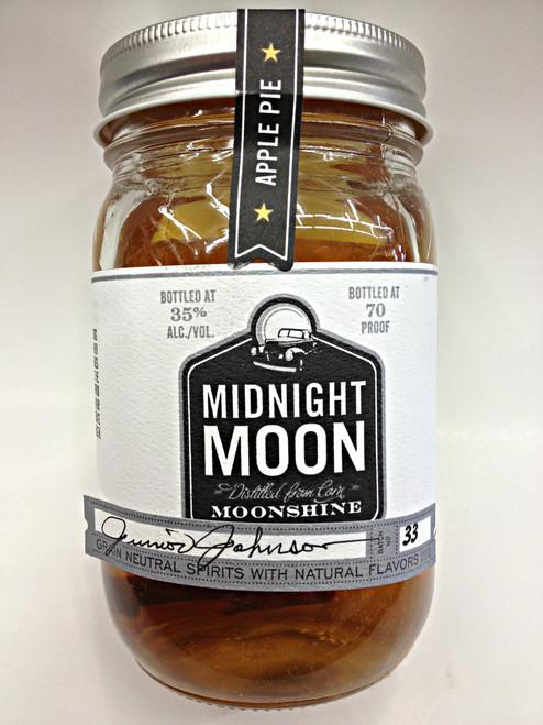 Midnight Moon Apple Pie Moonshine 375ml