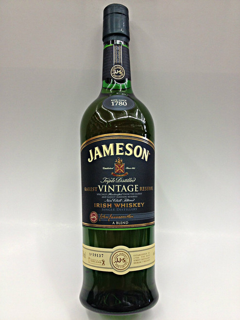 Jameson Rarest Vintage Reserve Irish Whiskey
