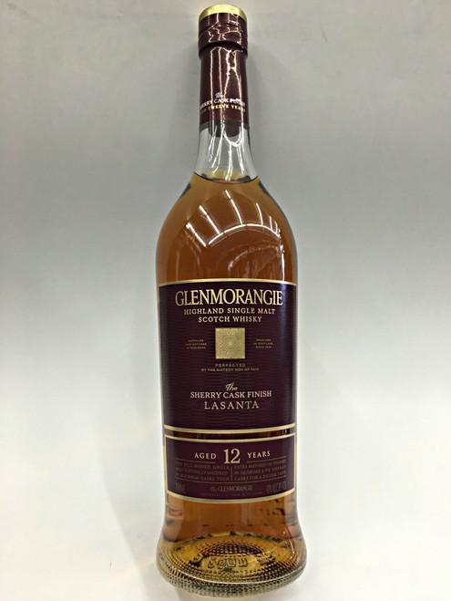Glenmorangie The Sherry Cask Finish Lasanta 92 Proof