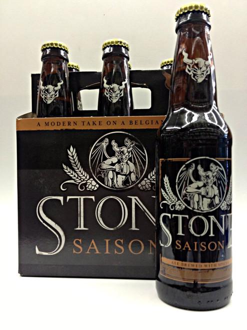 Stone Saison a modern take on a belgian classic