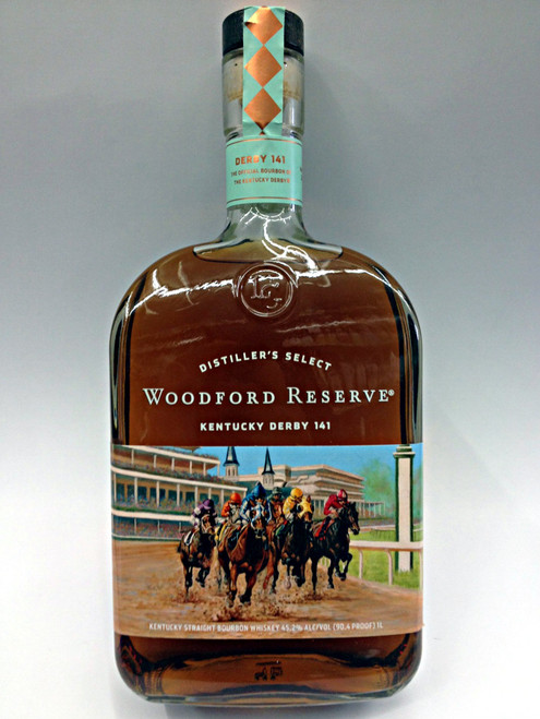 Woodford Reserve 2015 Kentucky Derby Collectors Limited Edition Bottle