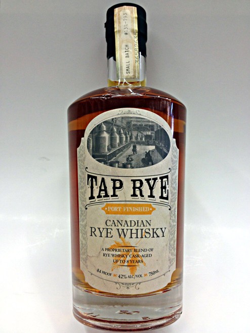Tap Rye Port Finished Canadian Whisky