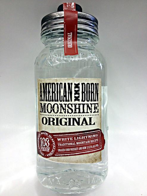 American Born Moonshine Original White Lightning
