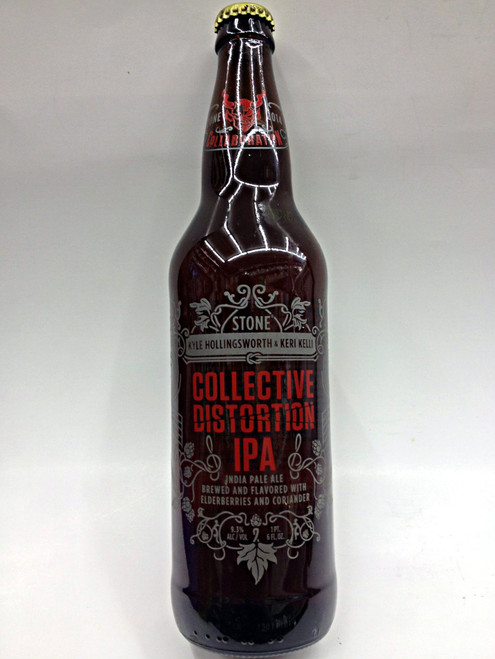 Stone Collective Distortion IPA