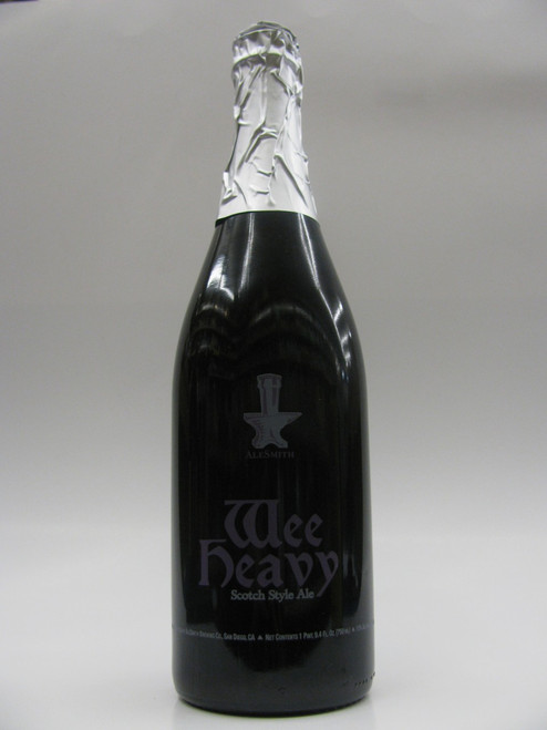 AleSmith Wee Heavy Scotch 750