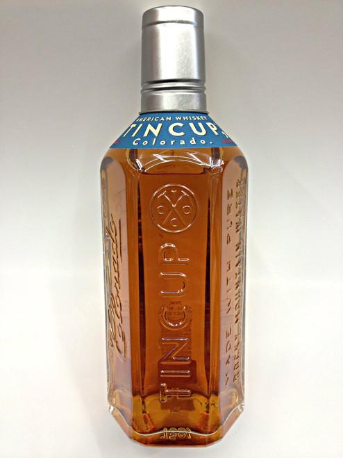 Tincup Bourbon Rye Colorado Whiskey