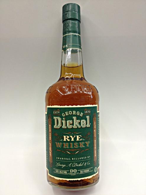 George Dickel Rye Whiskey
