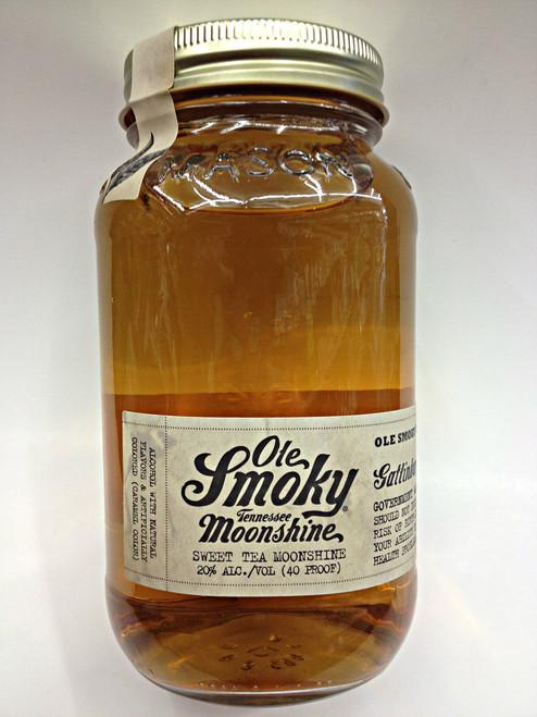 Ole Smoky Sweet Tea Moonshine