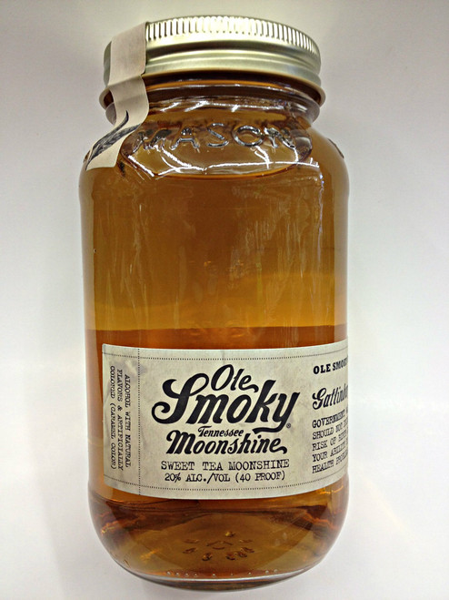 Ole Smoky Sweet Tea Moonshine