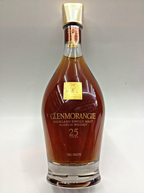 Glenmorangie 25 Year Old Scotch