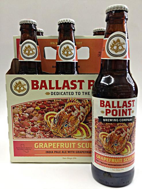 Ballast Point Sculpin Grapefruit
