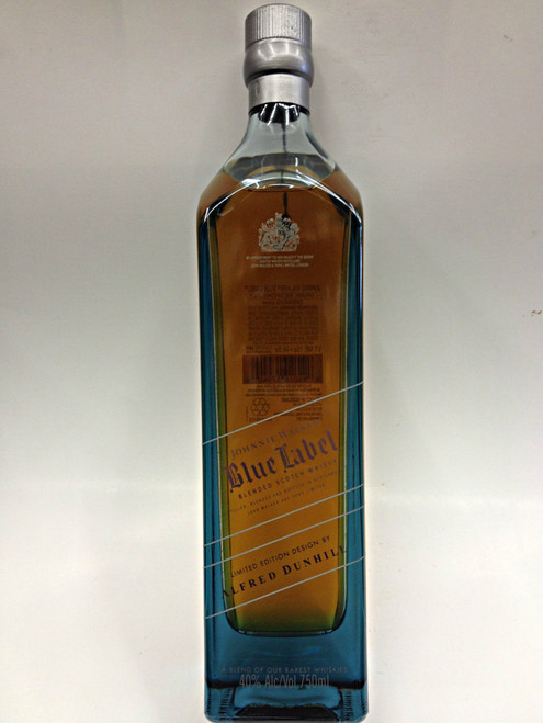 Johnnie Walker Blue Label Limited Edition by Alfred Dunhill
