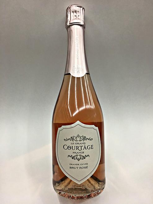 Le Grand Courtâge Rosé Brut