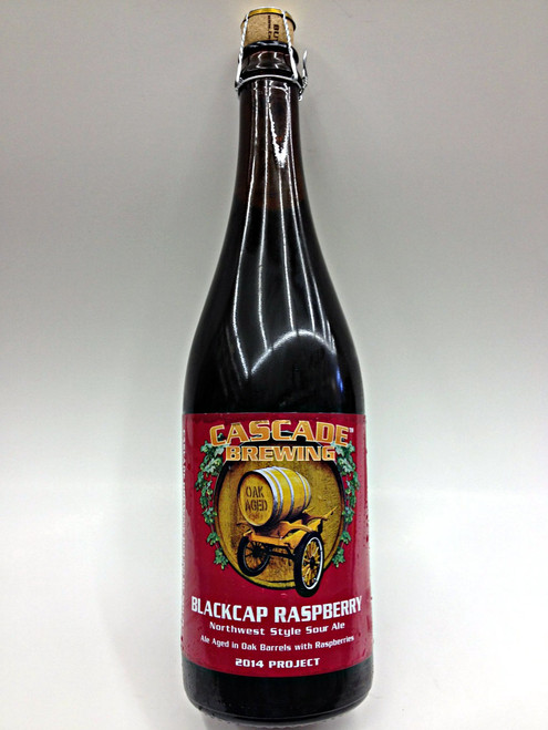 Cascade BlackCap Raspberry