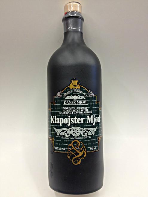 Dansk Mjod Klapojster Mead