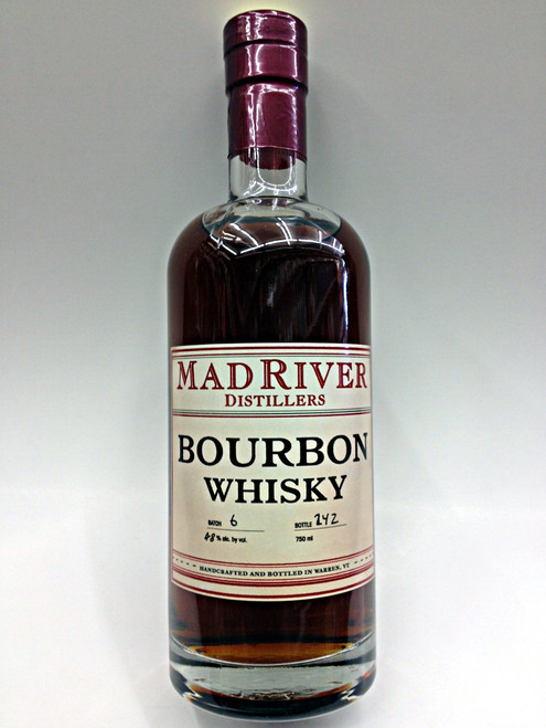 Mad River Bourbon Whisky
